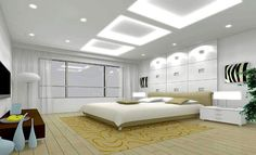 Bedroom Lighting Decorating Ideas