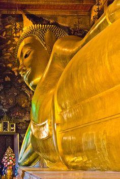 Reclining Buddha at Wat Pho Bangkok Thailand   i am a wanderer   Pinterest   Reclining buddha Wat pho and Bangkok thailand & Reclining Buddha at Wat Pho Bangkok Thailand   i am a wanderer ... islam-shia.org