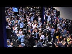 Truly beautiful portrait of a supporters club... at the watch party at Livestrong Sporting Park Members Club, fans react when SKC's Sapong scores in stoppage time