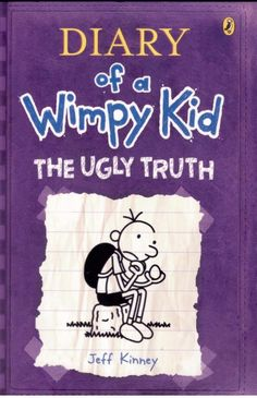 The Diary of a Wimpy Kid the Ugly Truth by Jeff Kinney- Paperback - S/Hand