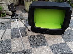 Stop-motion Film Set
