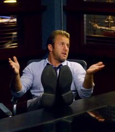 Danny - Scott Caan - Screenshot Season 1 Hawaii Five-0 #H50