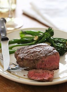 how to cook 8 oz tenderloin