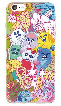 iPhone6 Plus WWDDモンスタースマホケース