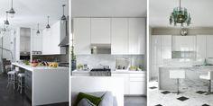 25+ White Kitchens To Inspire Your Next Remodel  - ELLEDecor.com