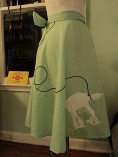 AT-AT Walker Skirt  @Gloomygolucky