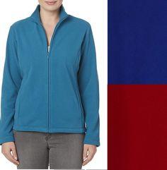 Laura Scott Womens Jacket Micro Fleece Zip Front Solid size L NEW  14.99 https://www.ebay.com/itm/253229967061