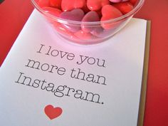 Valentine's+Day+I+Love+You+More+than+Instagram+by+tisascreations,+$4.00