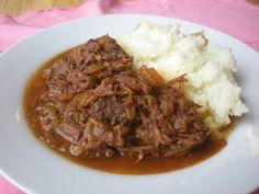 Hachee (Traditional Dutch Beef Winter Stew) | My Paleo CrockPot