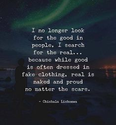 I no longer look for the good.. via (http://ift.tt/2CMFShb)