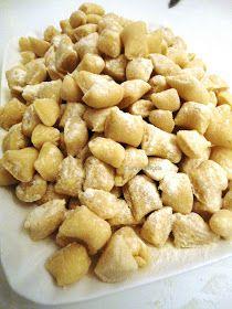 Clara pasticcia: Gnocchetti di Farina e Acqua (senza patate)