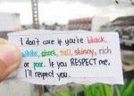 If You Respect me I'll Respect You
