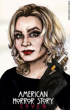 American Horror Story: Coven Fiona Goode
