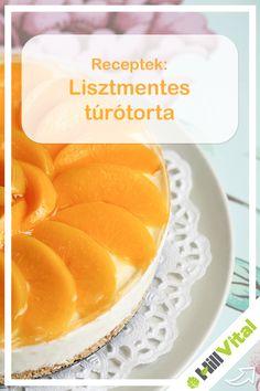 Ha diétázni akarsz, vagy gluténérzékeny vagy, akkor is fogyaszthatod. Ezekre lesz szükséged az elkészítéséhez: - 2 evőkanál natúr joghurt - 35 dkg túró - 1 db citrom héja reszelve - 10 dkg xilit - 1 gluténmentes vaníliás pudingpor - 4 db tojás - 1 csipet só Sin Gluten, Cantaloupe, Fruit, Food, Yogurt, Gluten Free, Glutenfree, Essen, Yemek