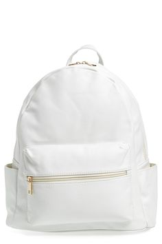 Faux Leather Backpack by AMICI ACCESSORIES on  nordstrom rack Faux Leather  Backpack c3e1ed0010206
