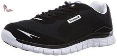 Dockers by Gerli  36LN001, Sneakers basses homme - Noir - Noir, Taille 43 EU - Chaussures dockers by gerli (*Partner-Link)