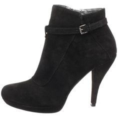 #NineWest Women's black Amita Bootie #endless $63 on sale