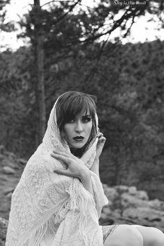 #Skyisthelimitimages #bnwmood #model #modelphotographer #modelpose #Denver #denvermodeling #denvercolorado #Colorado #coloradophotographer #creepy #bnw_life #portrait #hylophobia #portraitphotographer #fashion #fashionphotographer #dark #darkbeauty #rootedpoison #bnw #blackandwhitephotography #blackandwhite #phobia #haunting #blackandwhitephoto #Golden #gothesque #mountains