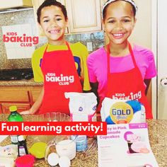 It's hard to keep our kids busy when they're stuck at home. Our baking kits are filled with fun edible activities they love. By today and tell your kids a surprise bright red box is coming to the door.  Lets get baking!