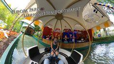 Europa Park Marionetten Bootsfahrt 360° VR POV Onride Park, Europe, Parks