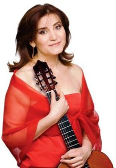 Berta Rojas - Famous Hispanic People- Berta Rojas is one of the most famous Hispanic people and one of the top classical guitarists in the world! Latin Grammy-nominated Rojas describes herself as inspired by the love and affection she receives from her people, homeland, culture and roots, and, by extension, from Latin America, a great source of inspiration for her.