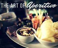 The Art of Aperitivo – THE TOE OF THE BOOT