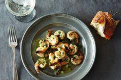 Sautéed Shrimp with Lemon, Garlic, and Parsley, a recipe on Food52