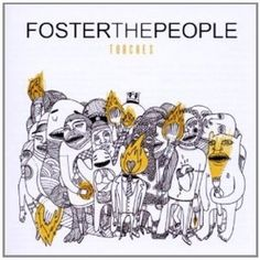 """Foster the People. """"Pumped Up Kicks"""" is stuck in my head. And I'm not mad about it."""