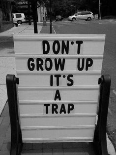 Beware! It's a trap!