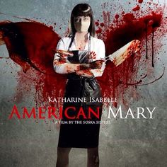 The Soska Sisters: American Mary Horror Movie Posters, Horror Films, Horror Art, Halloween Dance, Halloween Ideas, Halloween Costumes, Mary Costume, Japanese Horror Movies, American Mary