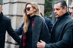 Gigi Hadid - The Streets of Style