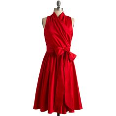 Awards Show Stunner Dress in Red (3.230 UYU) ❤ liked on Polyvore featuring dresses, red, vestidos, red dresses, stretchy dresses, stretch dress, red dress, tie waist dress and red sash belt