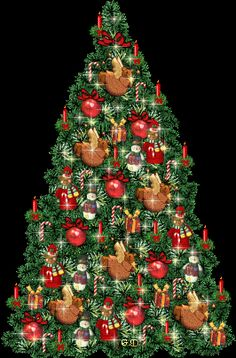 christmas tree gif christmas themes christmas tree decorations christmas art christmas tree ornaments - Animated Christmas Trees