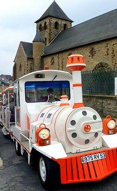 Le Petit Train in Laval