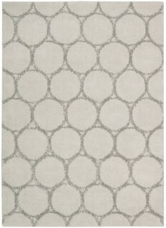 Click Image Above To Purchase: Joseph Abboud Hand-tufted Monterey Circle Pattern Silver Rug X Rug Studio, Contemporary Area Rugs, Contemporary Design, Hand Tufted Rugs, Geometric Rug, Beige Area Rugs, Home Decor Inspiration, Decor Ideas, Rugs On Carpet