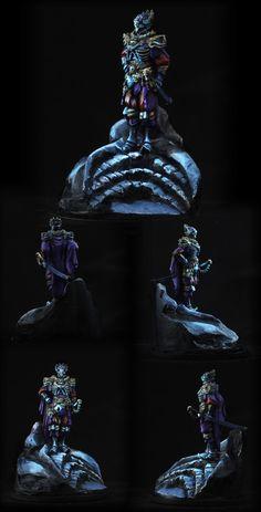 SpiralingCadaver: Kingdom Death