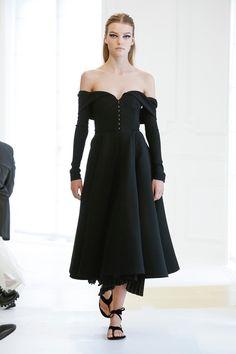 Неделя высокой моды в Париже: Christian Dior осень-зима 2016/17 (Интернет-журнал ETODAY)