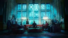 The gang's all here on the new IMAX poster for John Wick: Chapter 3 – Parabellum Keanu Reeves, Internet Movies, Hd Movies Online, Halle Berry, Watch John Wick, Asia Kate Dillon, Peliculas Online Hd, Road Pictures, Most Popular Movies