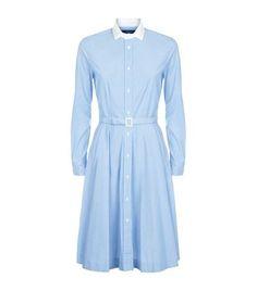 Polo Ralph Lauren Dori Shirt Dress Blue available to buy at Harrods. Shop designer dresses online and earn Rewards points.
