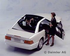 129 series SL-Class Roadsters, 1989 - 1995 - Media database