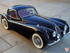 Jaguar/Daimler XK 120 FHC (1951-1954)