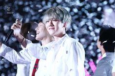 [HQ] 150905 Baekhyun @ DMC Festival Kpop Super Concert (©fuzzylittlebaby0506)