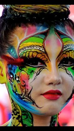Daegu International Body Painting Festival