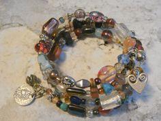 Great multi-wrap bracelet  $18.00