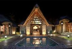 Entrance- The Black Rhino Game Lodge. Quote and book http://www.south-african-hotels.com/hotels/black-rhino-game-lodge/