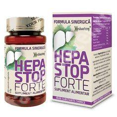 HepaStop Forte, 60 capsule, Qingdao Heshoutang [0] - medicamente recomandate pentru Protectoare hepatice Qingdao, Bottle, Drinks, Food, Pharmacy, Insomnia, Drinking, Beverages, Meal