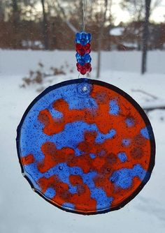 Beaded Suncatcher Gifts for Gardeners by SunAndMoonSuncatcher