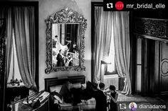 Repost from @dianadaros @TopRankRepost #TopRankRepost #Repost @mr_bridal_elle (@get_repost)  Emotion before the ceremony #realwedding @dianadaros #weddingplanner #events #matrimoni #photo @matteocuzzolaphotography #elle_spose #elle_italia