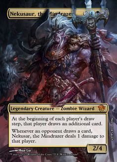 In the tradition of the Digital Beware & the Cube Forum Make-A-Proxy threads, this thread is for posting digital renders of Magic cards, either existing . Mtg Decks, Mtg Altered Art, Mtg Art, Legendary Creature, Color Magic, Magic The Gathering Cards, Alternative Art, Magic Cards, Chibi