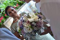 Vintage Bridal Bouquet #freshflowers #bride #bouquet #sydneyflorist #floraldesigner @clarasflowerstudio